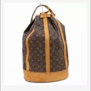 Rare Vintage Randonnee Bag Good Condition
